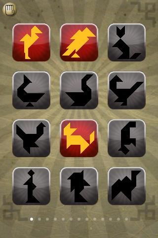 Tangram Puzzle Pro screenshot 2