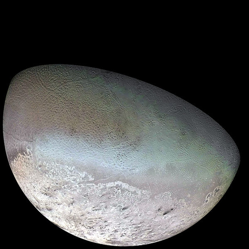 Triton - Neptune's Moon