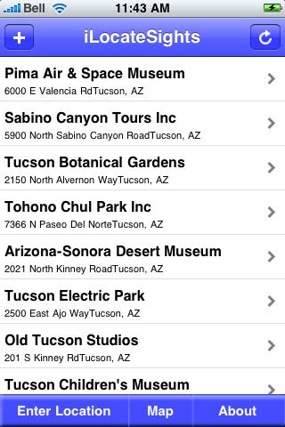 Tucson, Arizona Sights screenshot #2