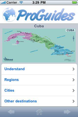 ProGuides - Cuba screenshot #1