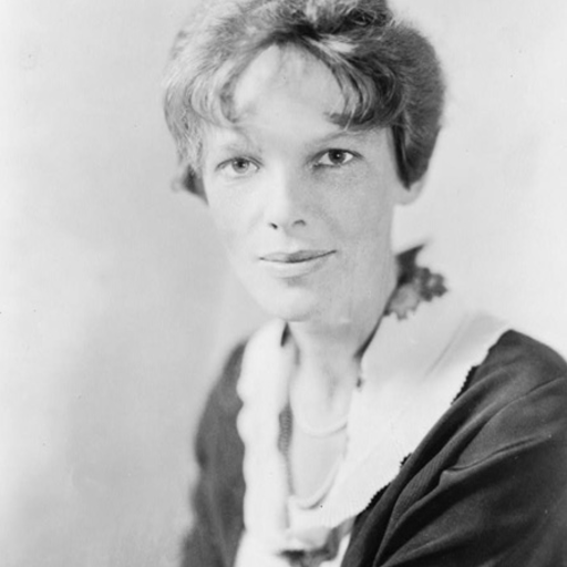 Amelia Earhart - Just the Facts
