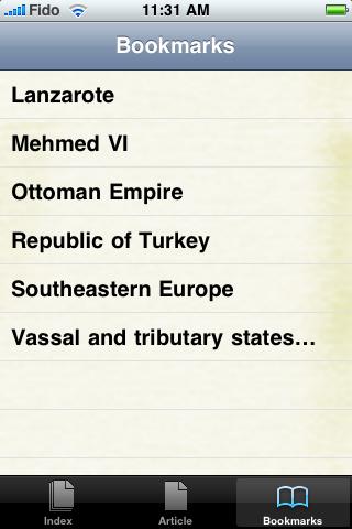 The Ottoman Empire Study Guide screenshot #3