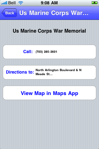 Arlington, Virginia Sights screenshot #3