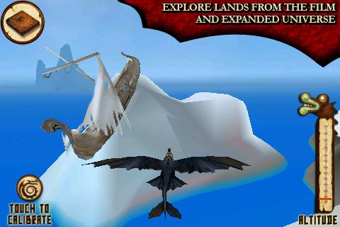 How to Train Your Dragon:  Flight of the Night Fury screenshot 3