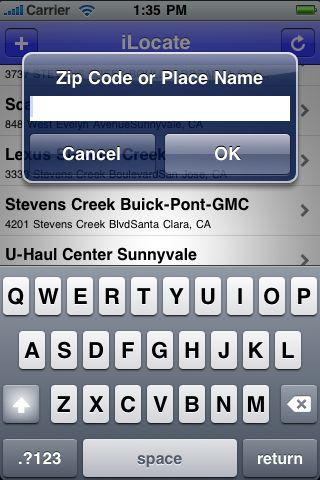 iLocate - Surplus Stores screenshot #3