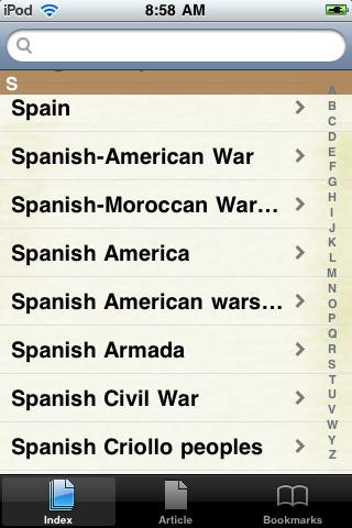 Spanish Empire Study Guide screenshot #2