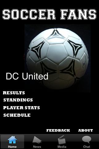 Soccer Fans - DC U screenshot #1