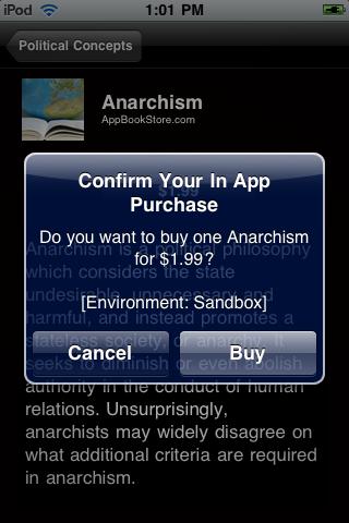 Political Concepts screenshot #5