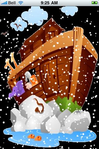 Noah's Ark Snow Globe screenshot #2