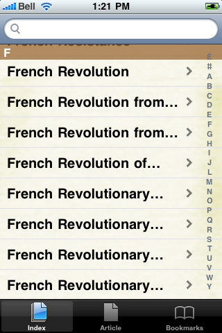 French Revolution Study Guide screenshot #3