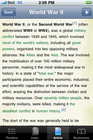 World War 2 Study Guide screenshot #2
