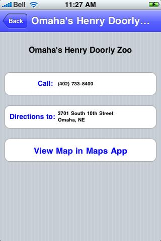 Omaha, Nebraska Sights screenshot #3