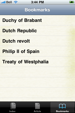 The Eighty Years' War Study Guide screenshot #3