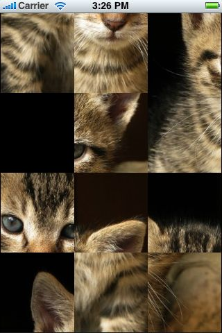 SlidePuzzle - Cat screenshot #1