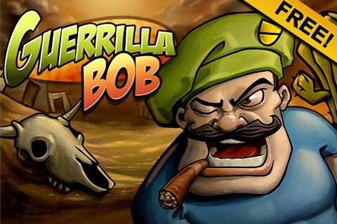 Guerrilla Bob Free screenshot #1