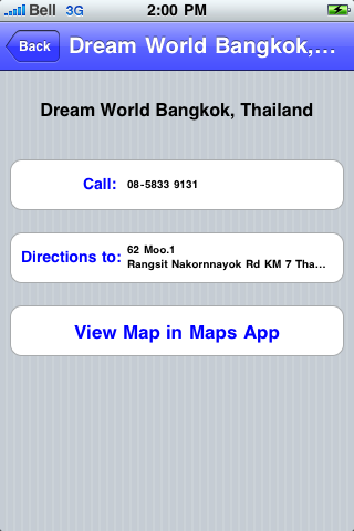 Bangkok Sights screenshot #3