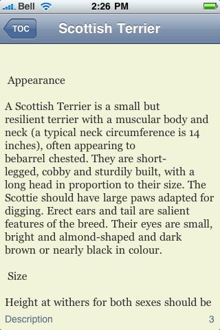The Scottish Terrier Book screenshot #2