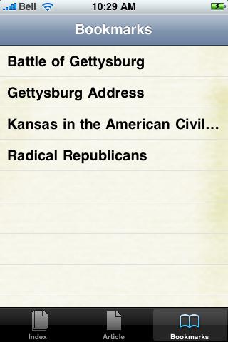 Battle of Gettysburg Study Guide screenshot #2