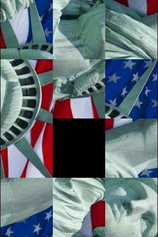 Statue of Liberty Slide Puzzle screenshot #3