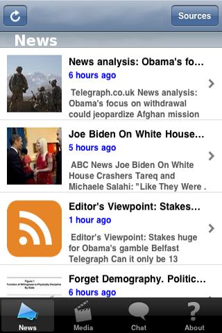 Medical News screenshot #1