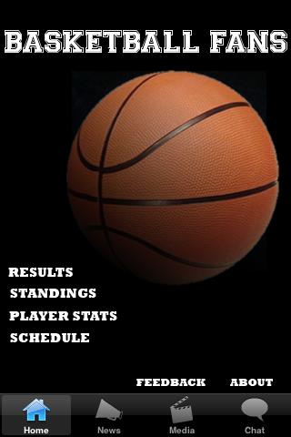 N llinois College Basketball Fans screenshot #1