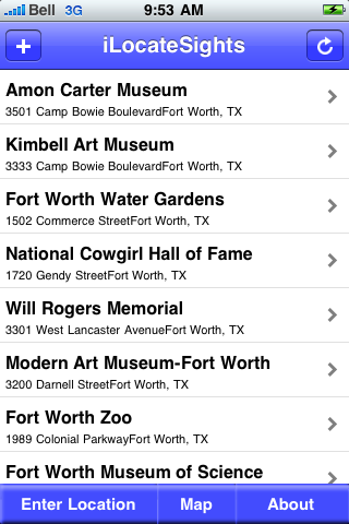 Fort Worth, Texas Sights screenshot #2
