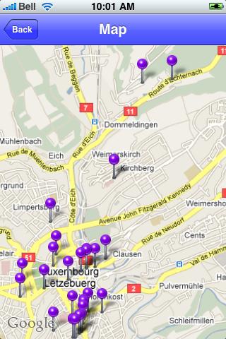 Luxembourg, City Sights screenshot #1