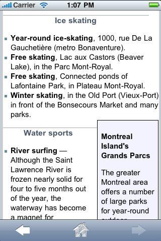 ProGuides - Montreal screenshot #2