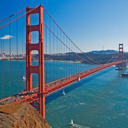 slidePuzzle - Golden Gate Bridge