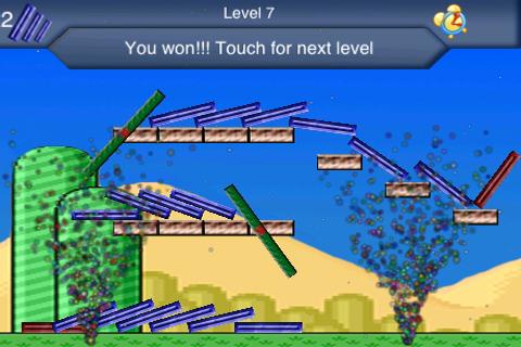 DominoFall Lite screenshot #2