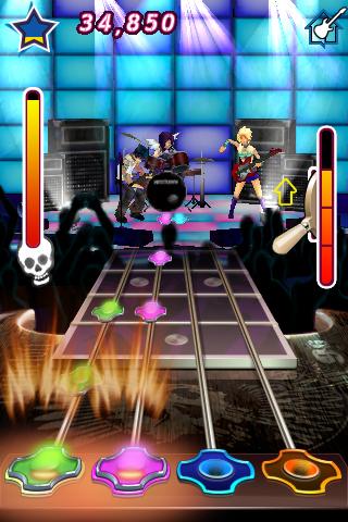 Guitar Rock Tour™ screenshot #4