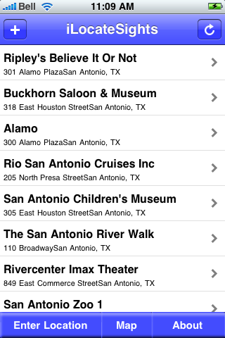 San Antonio, Texas Sights screenshot #2