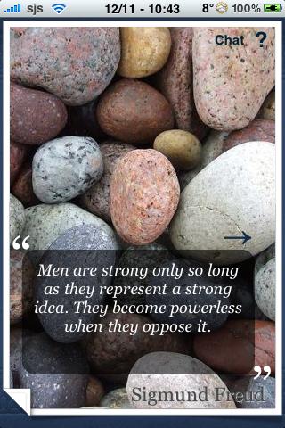 Sigmund Freud Quotes screenshot #3