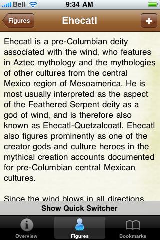 Aztec Mythology screenshot #4