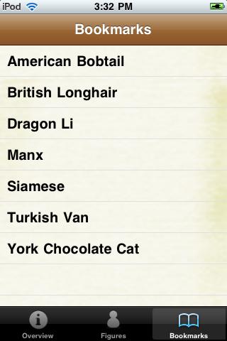 Cat Species Pocket Book screenshot #5