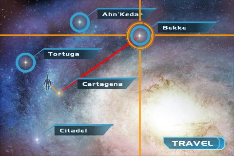 Mass Effect Galaxy screenshot #4