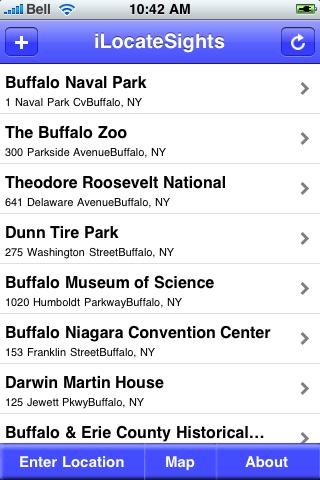 Buffalo, New York Sights screenshot #3