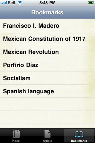Mexican Revolution Study Guide screenshot #2