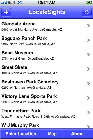 Glendale, Arizona Sights screenshot #2