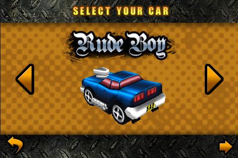 Burning Tires™ Free screenshot #5