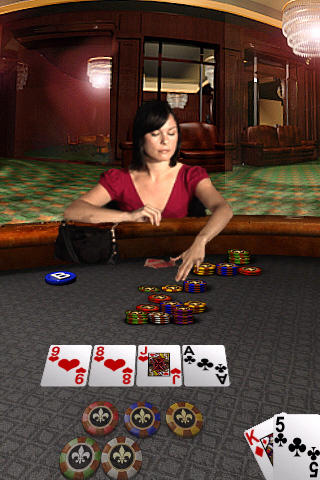 Texas Hold'em screenshot 1