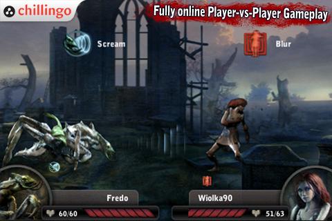 The Witcher: Versus screenshot #3