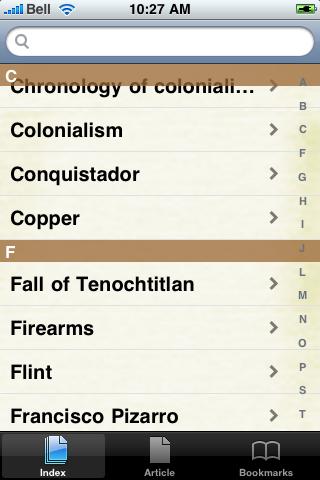 The Conquistardors Study Guide screenshot #3
