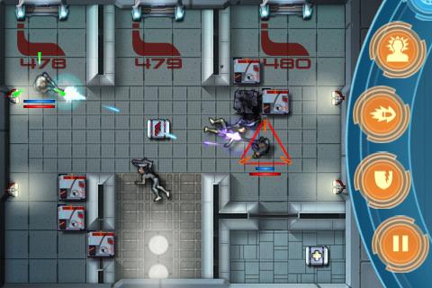 Mass Effect Galaxy screenshot #2