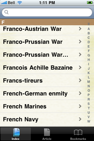 Franco Prussian War Study Guide screenshot #3