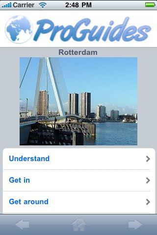 ProGuides - Rotterdam screenshot #1