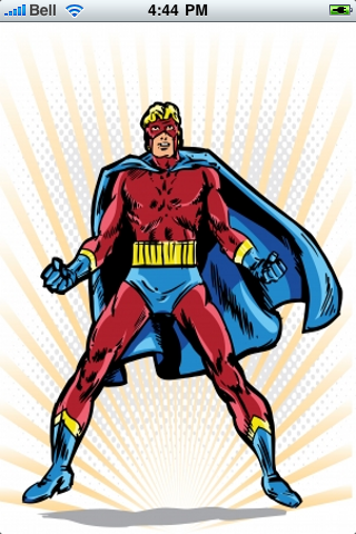Super Hero Slide Puzzle screenshot #1