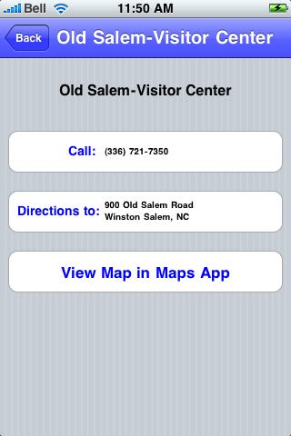 Winston-Salem, North Carolina Sights screenshot #3