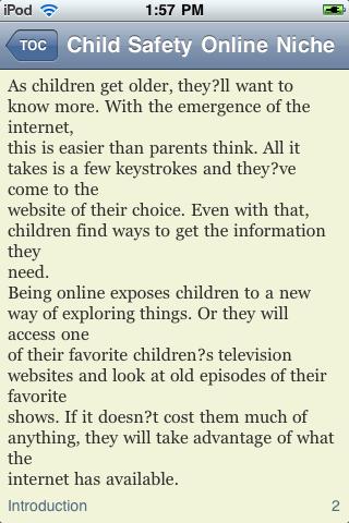 Online Child Safety screenshot #3