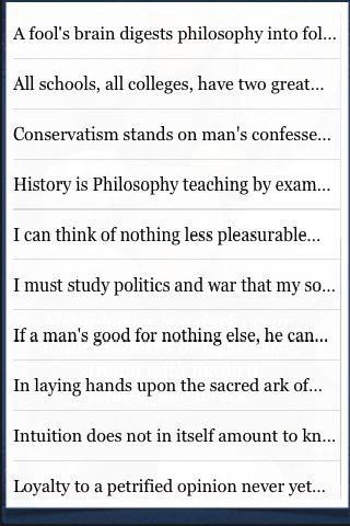 Philosophy Quotes screenshot #3